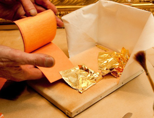 Gold Leaf Gilding & Other Gilding Variants Part 1