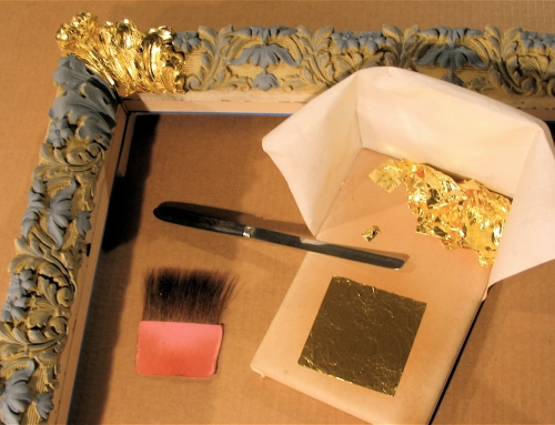 Gold Leaf Gilding & Other Gilding Variants Part 2